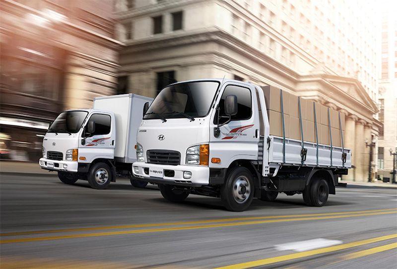 Xe tải Hyundai N250 - Xe tải 2.5 tấn Hyundai - Kinh Bắc Auto