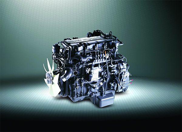 Động cơ D4GA Hyundai HD110s