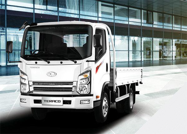 Xe tải Tera 240L