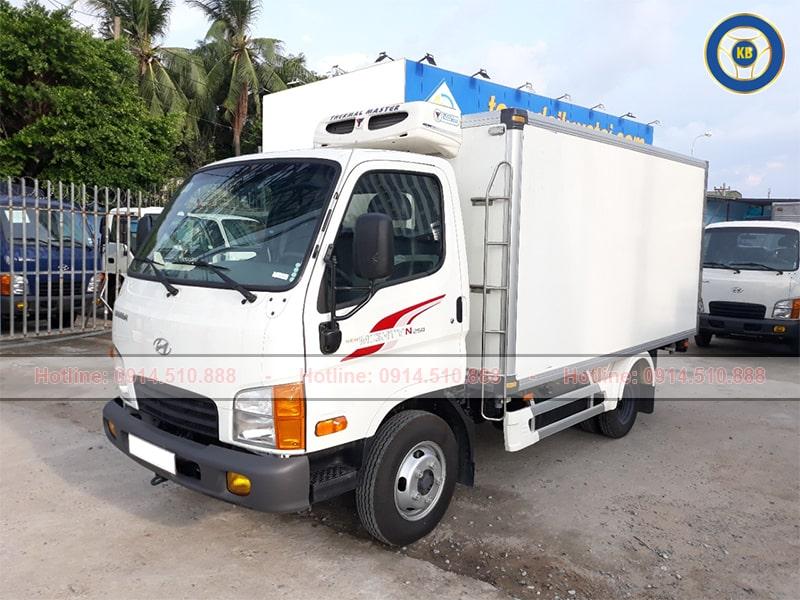 Hyundai N250 thùng đông lạnh - Xe tải 2.5 tấn Hyundai - Kinh Bắc Auto