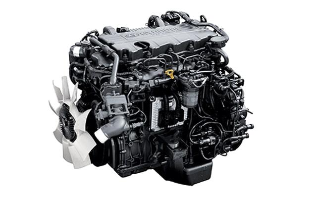 Động Cơ D4CC - Hyundai Mighty Ex Series (Ex6 - Ex8 - Ex8 GT) - Kinh Bắc Auto
