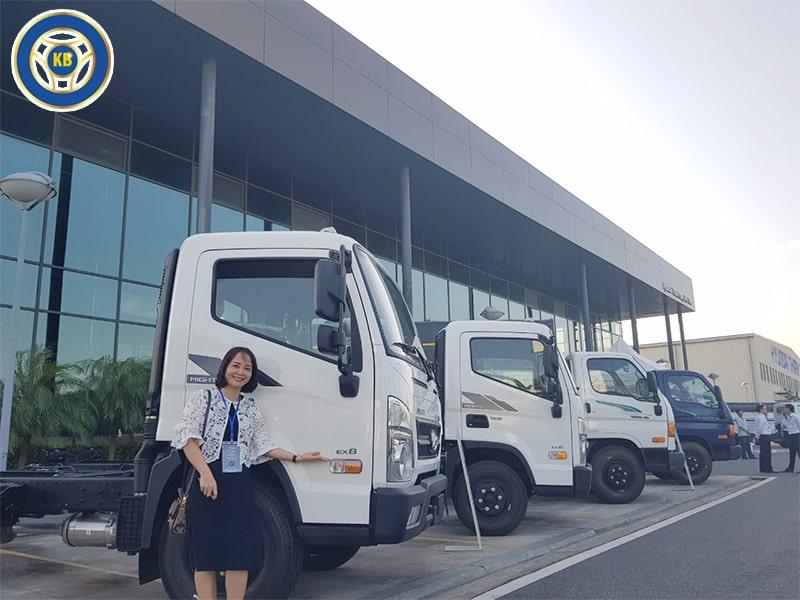 Hyundai Mighty Ex Series - Kinh Bắc Auto
