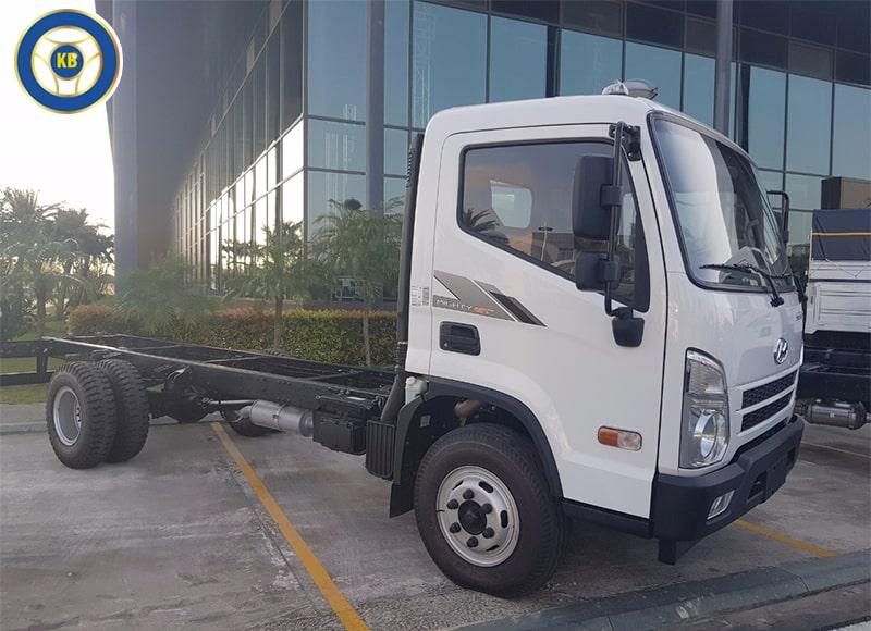 Hyundai Mighty Ex8 Series - Kinh Bắc Auto