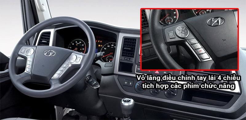 Vô lăng Hyundai Mighty Ex Series - Kinh Bắc Auto